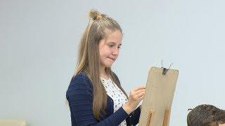 Мастер-классы по изобразительному искусству