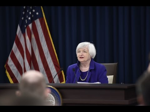LIVE: Federal Reserve chairs to discuss US monetary policy's