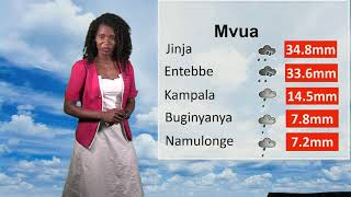 Kiswahili weather forecast for 08 12 2019