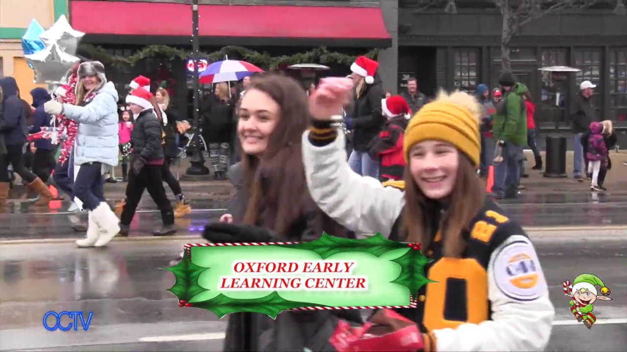 Christmas Parade 2018 by the Oxford Chamber - YouTube