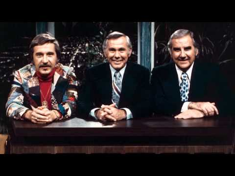Johnny Carson — Antenna TV event panel at the Museum of Broadcast Communications