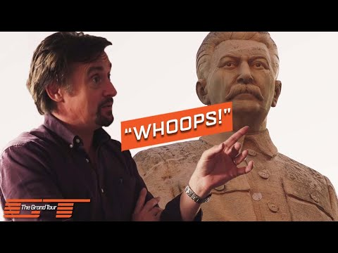 The Grand Tour: Breaking Stalin's House