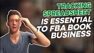 Tracking Spreadsheet Walk through | Why it's essential for an Amazon FBA Book Business