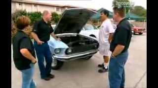 Из грязи в князи Pony Race Ford Mustang V8`05
