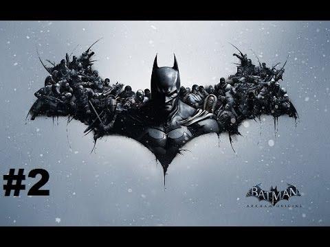 "Bourbonjimbo Plays Batman Arkham Origins Pt 2 ""Calendar Man!""  "