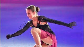 Александра Трусова в ледовом шоу Лебединое Озеро Евгения Плющенко 05 01 2021