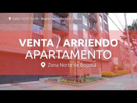 Apartamento Disponible 2019 - Bogotá Santa Barbara - Mercedes Benavides 310 2724597