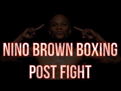Post Fight: Julian Williams vs. Ishe Smith plus Part 2 J-Rock Lubin