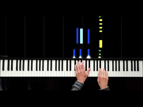 Busta Rhymes, Mariah Carey - I Know What You Want - Very Easy - Piano Tutorial