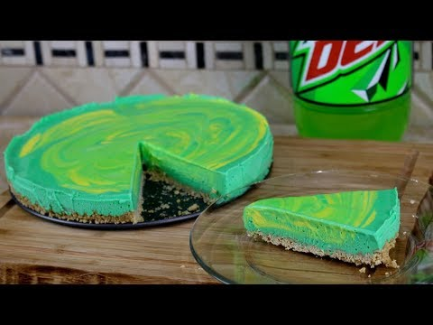 JJ Ryan - How To Make Mountain Dew Cheesecake