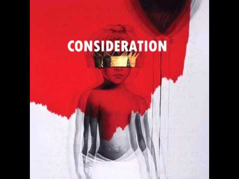 Rihanna - Consideration Feat. SZA (Audio) ANTI ALBUM
