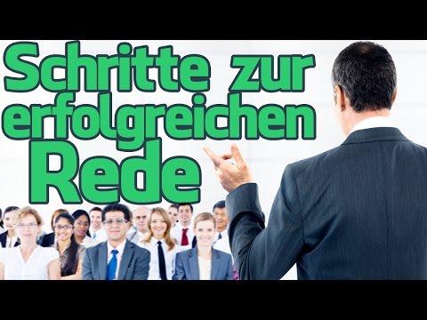 Die Macht der Rhetorik YouTube Hörbuch Trailer auf Deutsch