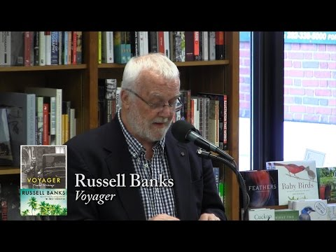 """Russell Banks, """"Voyager"""""""