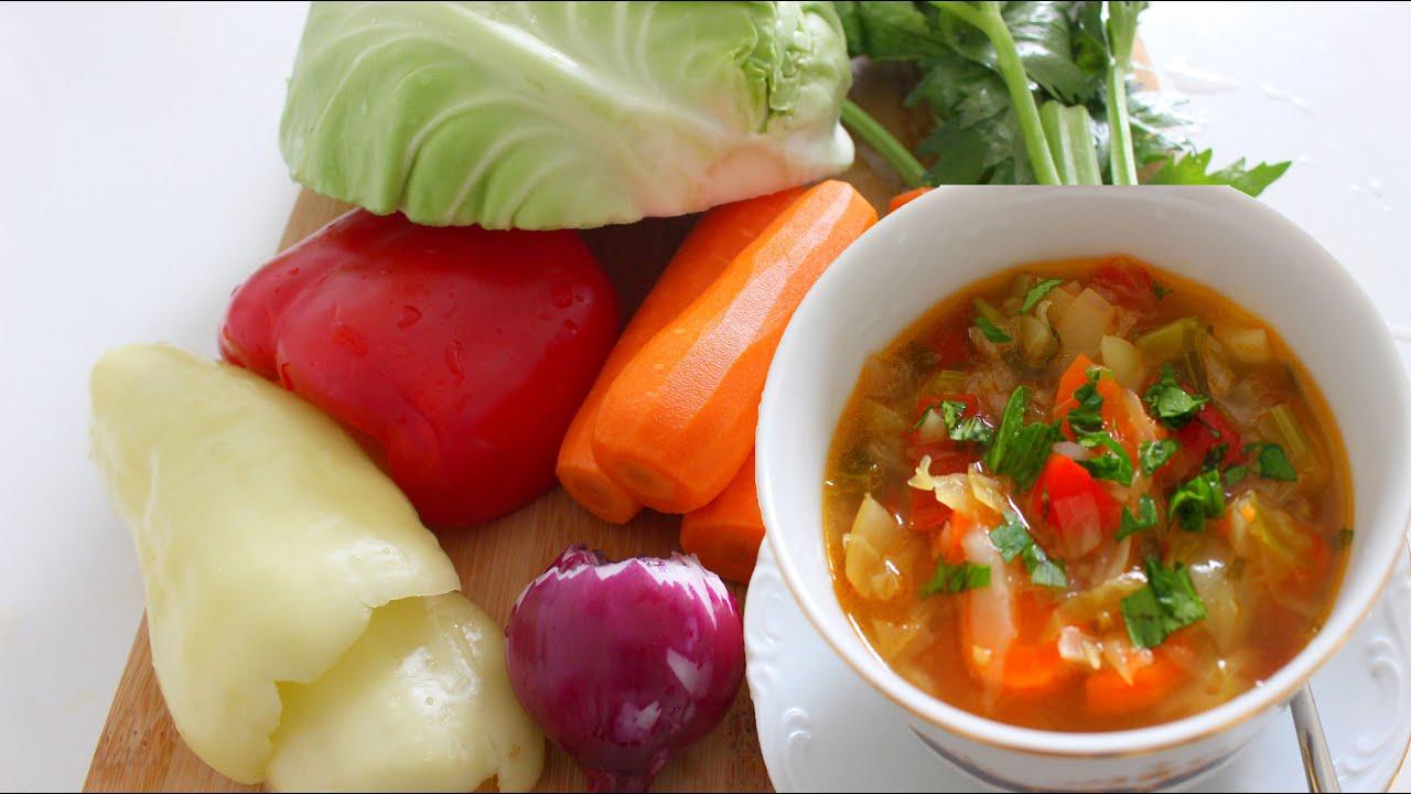 schnell abnehmen mit suppen vegan