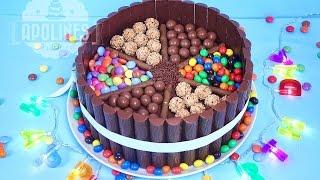 აპოლინეს სამზარეულო 1 წლისაა, დაბადების დღე - Candy Cake