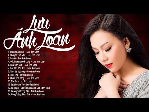 Album Cánh Hồng Phai - Chuyện Tình Yêu | Lưu Ánh Loan