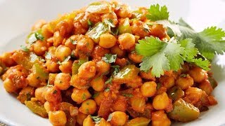Channa Masala Gravy | How to make channa masala | Chole Masala Recipe In Tamil
