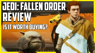 Star Wars Jedi: Fallen Order Review - Is It Worth Buying? (No Spoilers)