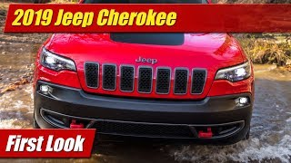 2019 Jeep Cherokee: First Look
