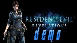 Resident Evil Revelation [Demo] [ITA-PS3-HD]