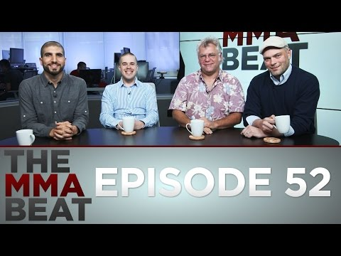 The MMA Beat - Episode 52