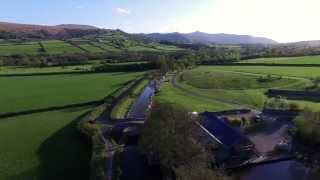 HeliMal Phantom 3 Monmouthshire & Brecon Canal