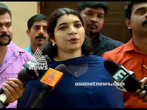 Saritha Nair Press Meet |Solar probe panel report tabled in
