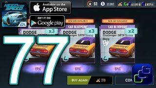 NEED FOR SPEED No Limits Android iOS Walkthrough - Part 77 - Car Series: Call 911 Chapter 4