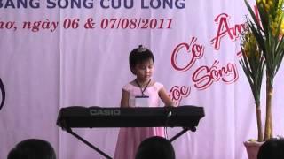 Festival Organ Casio 2011- Nguyễn Ngọc Minh giải nhì bảng C. Bài hát Bụi Phấn