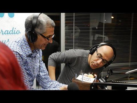 Hassan El Fad sur M FM Radio 106,3 Montréal