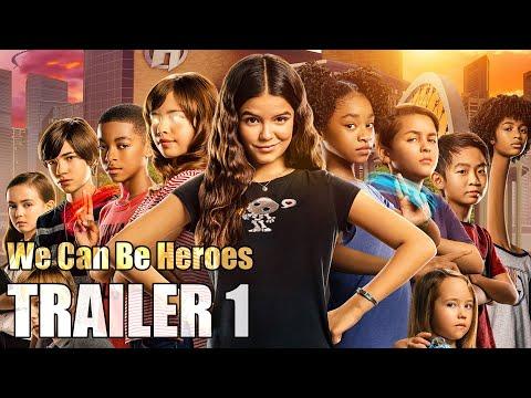 WE CAN BE HEROES - Official Trailer 1 - Priyanka Chopra, Pedro Pascal