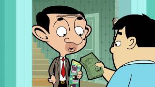 Business Bean | Funny Cartoons | Mr Bean Official