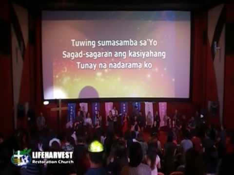 LRC AUH 07-07-17 Praise and Worship Sis.Ellen Joy Molino