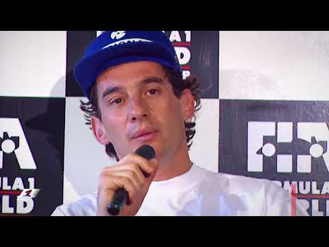 Senna Rages After Bust-Up With Irvine | 1993 Japanese Grand Prix