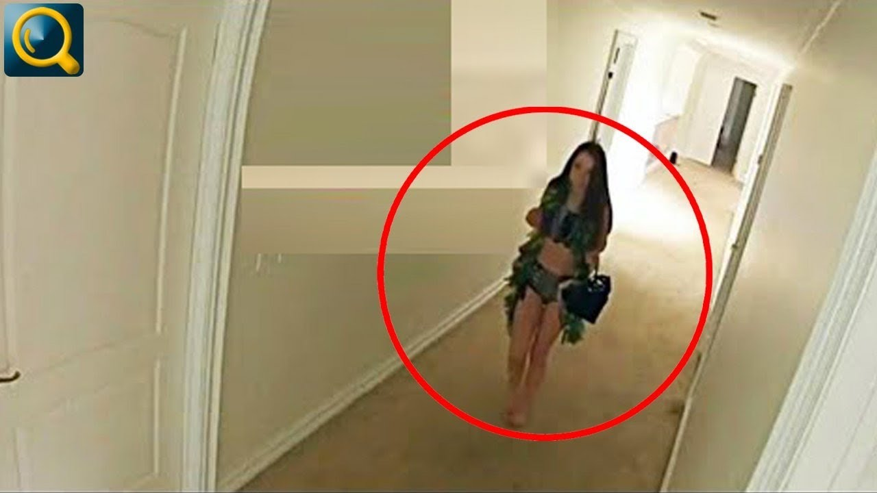 20 CRAZY AND WEIRD THINGS CAUGHT ON CAMERAS & CCTV!