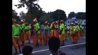 Rath Yatra 2014 in Balco Nagar Korba Chhattisgarh part2