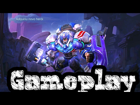 JOHNSON GAMEPLAY - MOBILE LEGENDS