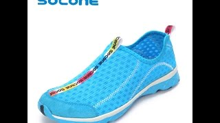 $16 Bargain: SOCONE Minimalist Running Shoes Review