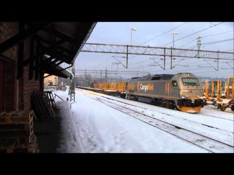 Euro 4000 from Vossloh in Norway