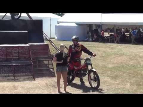 "Trial Bikes demo""Playing with Gravity""@ Hillsboro,Oregon 2014"