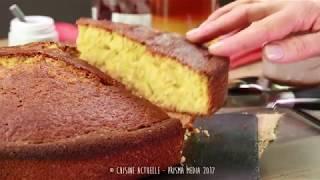 Ingrédient Recette Gâteau Nature Moelleux Groupe Sister