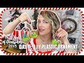 15 Days of Christmas 2018 day 5: D.I.Y. Clear Plastic ornaments - Decorazioni in plastica fai da te