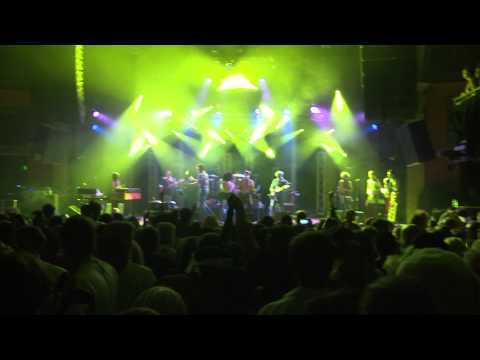 THE MOTET - THATS THE WAY I LIKE IT - OGDEN THEATRE - 11/1/14