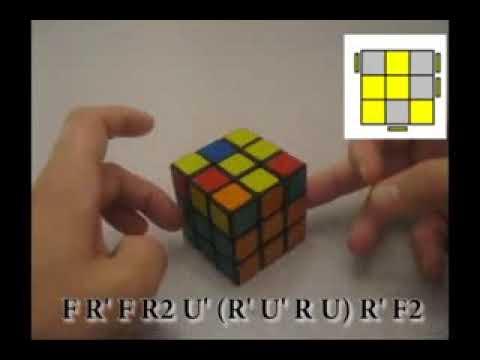 rumus Complete OLL rubik 3x3 - YouTube