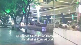Pune Airport - Outdoor Air Pollution Controllers