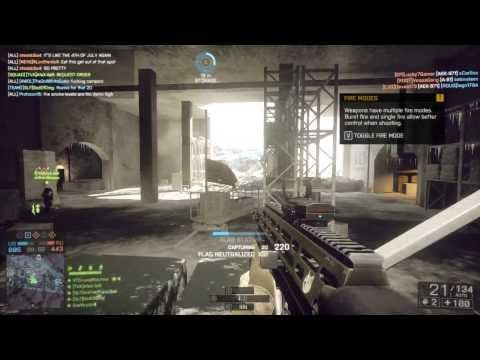 Battlefield 4  XTS LeadMachine Bulldog Gameplay Part 2