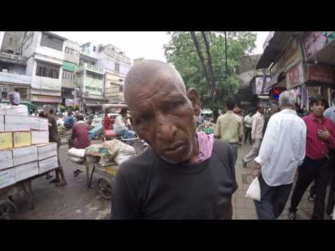 Old Delhli and New Delhli HD Travel Video