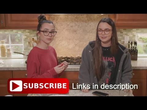 Making Breakfast - Merrell Twins Live