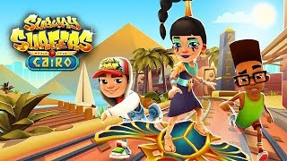 Subway Surfers 2017: Cairo - Samsung Galaxy S8+ Gameplay