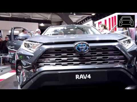 2021 Toyota RAV4 - The King Of The Hill